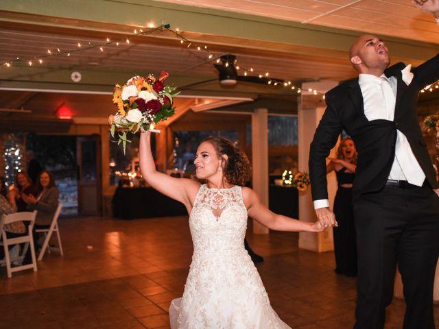 Jason and Ashley's Wedding in Lake Lure, North Carolina 23