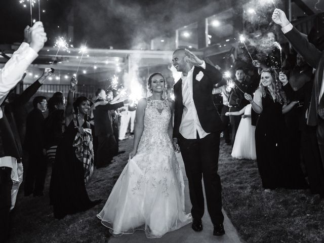 Jason and Ashley's Wedding in Lake Lure, North Carolina 24
