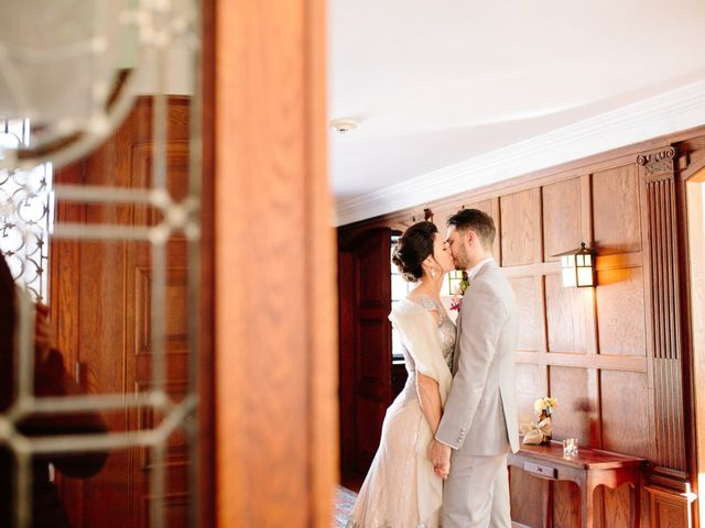 Kevin and Thea's Wedding in Ipswich, Massachusetts 12