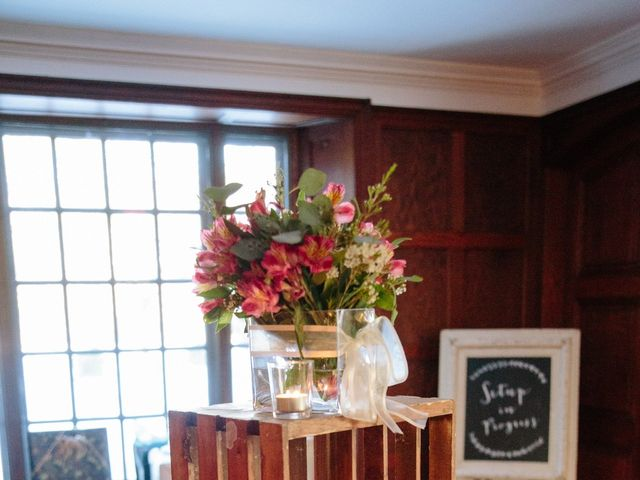 Kevin and Thea's Wedding in Ipswich, Massachusetts 24