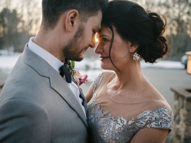 The wedding of Thea and Kevin