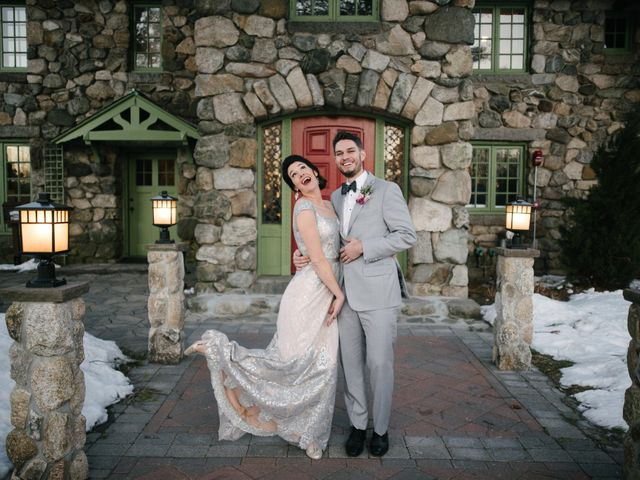 Kevin and Thea's Wedding in Ipswich, Massachusetts 29