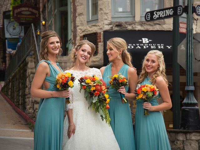 Daniel and Rachel's Wedding in Eureka Springs, Arkansas 1