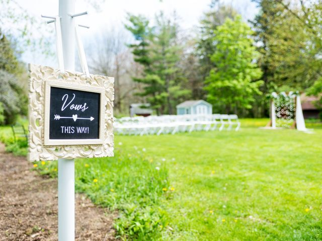 Drew and Arielle's Wedding in Clarence, New York 5