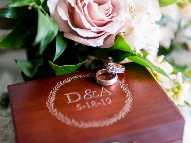 Drew and Arielle's Wedding in Clarence, New York 8