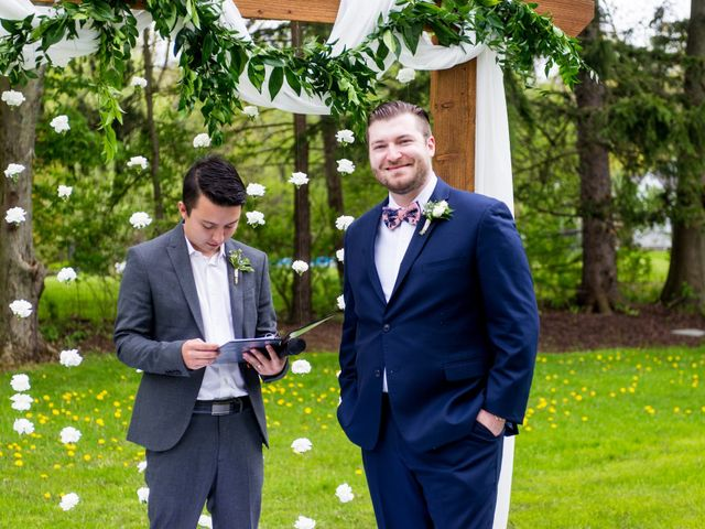 Drew and Arielle's Wedding in Clarence, New York 12