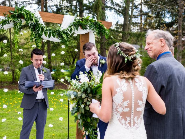 Drew and Arielle's Wedding in Clarence, New York 1