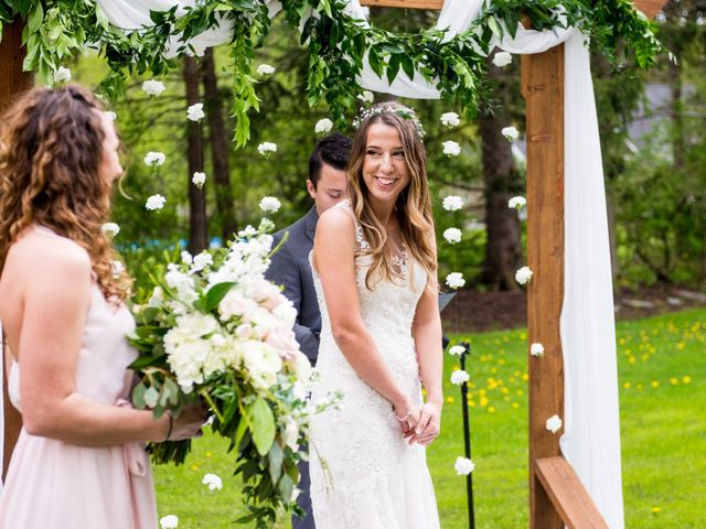 Drew and Arielle's Wedding in Clarence, New York 14