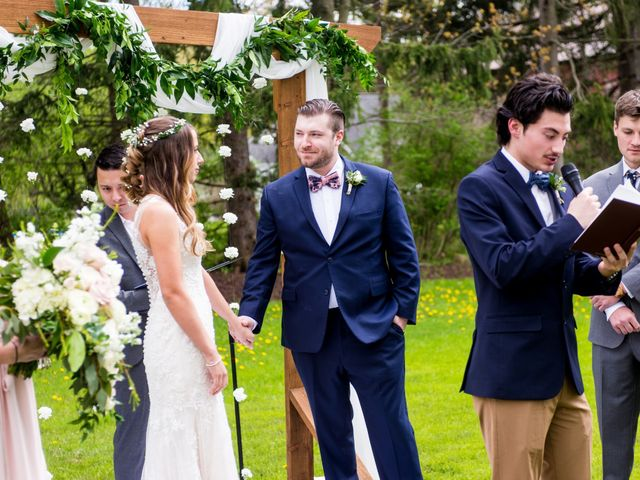 Drew and Arielle's Wedding in Clarence, New York 15