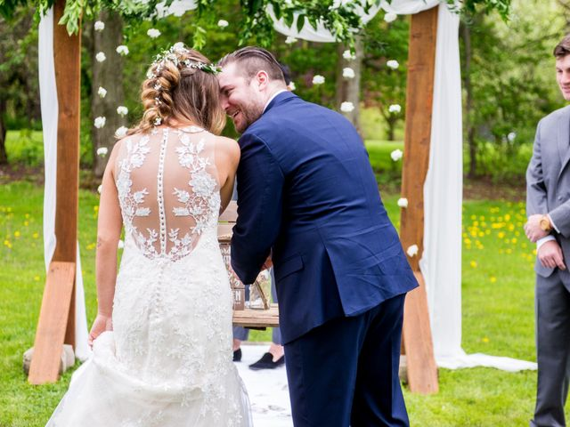 Drew and Arielle's Wedding in Clarence, New York 17