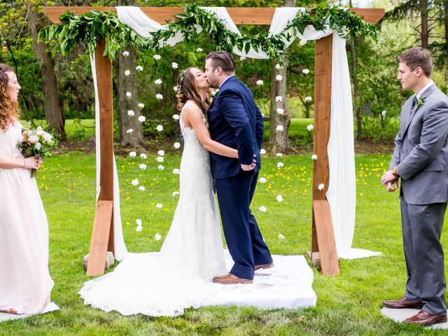 Drew and Arielle's Wedding in Clarence, New York 18