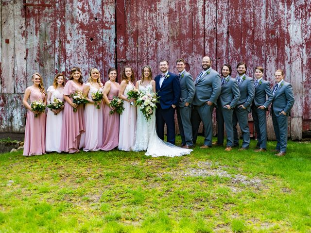 Drew and Arielle's Wedding in Clarence, New York 20