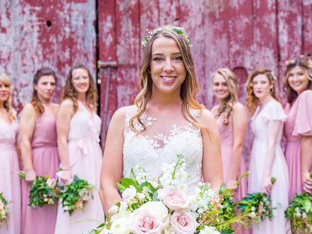 Drew and Arielle's Wedding in Clarence, New York 21