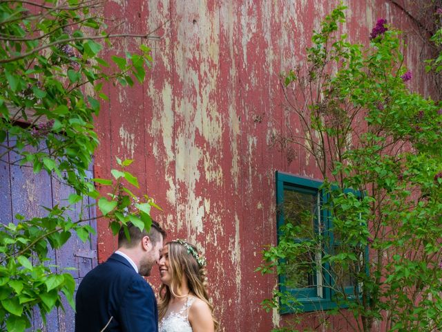 Drew and Arielle's Wedding in Clarence, New York 22