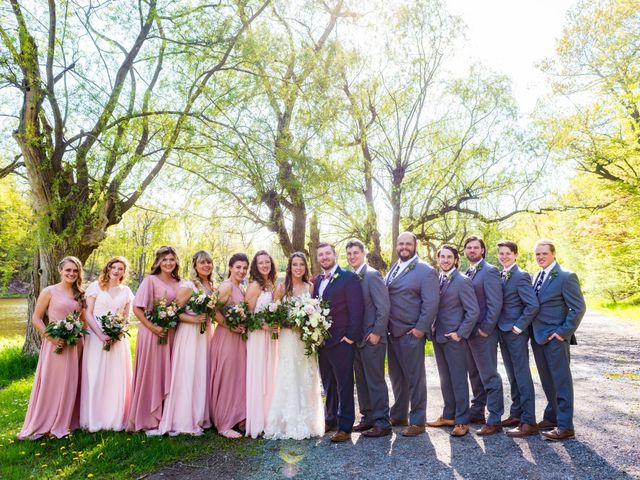Drew and Arielle's Wedding in Clarence, New York 2