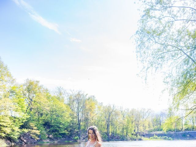 Drew and Arielle's Wedding in Clarence, New York 23