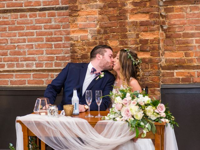Drew and Arielle's Wedding in Clarence, New York 28