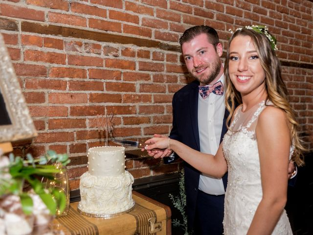Drew and Arielle's Wedding in Clarence, New York 31