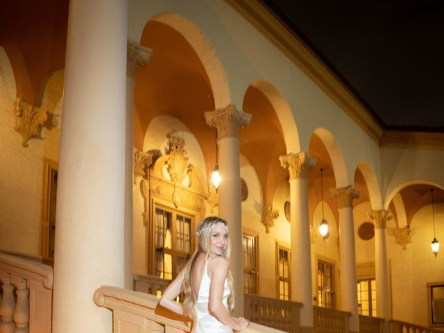 Christian and Emily's Wedding in Miami, Florida 5