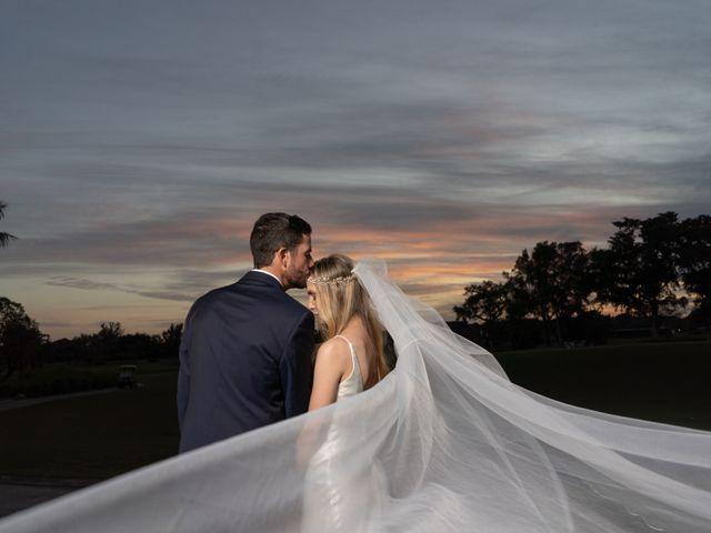 Christian and Emily's Wedding in Miami, Florida 11