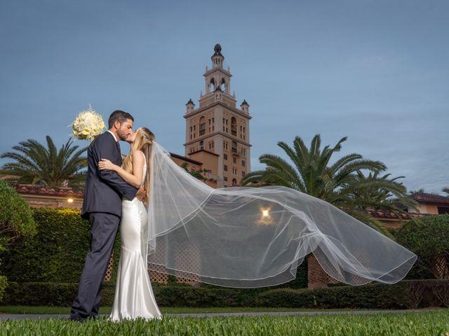 Christian and Emily's Wedding in Miami, Florida 13
