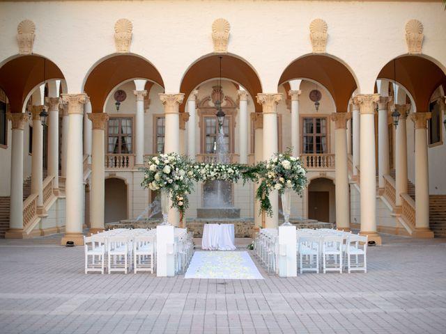 Christian and Emily's Wedding in Miami, Florida 20