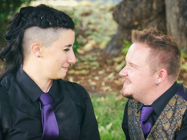 The wedding of Adison and Madrigal