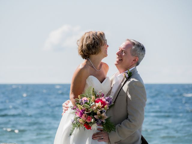 Debbie and Dave's Wedding in Petoskey, Michigan 1