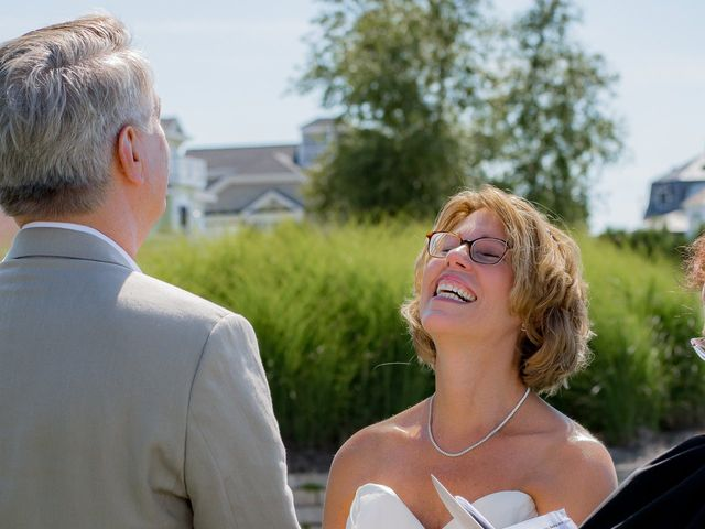 Debbie and Dave's Wedding in Petoskey, Michigan 7