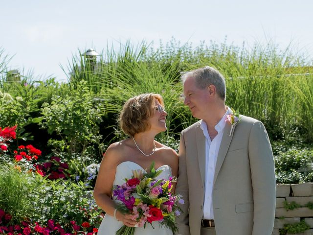 Debbie and Dave's Wedding in Petoskey, Michigan 8