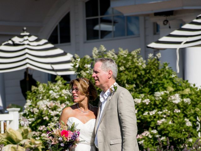 Debbie and Dave's Wedding in Petoskey, Michigan 9