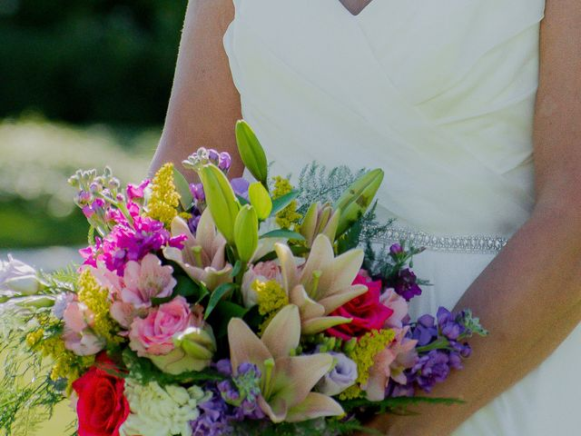 Debbie and Dave's Wedding in Petoskey, Michigan 14