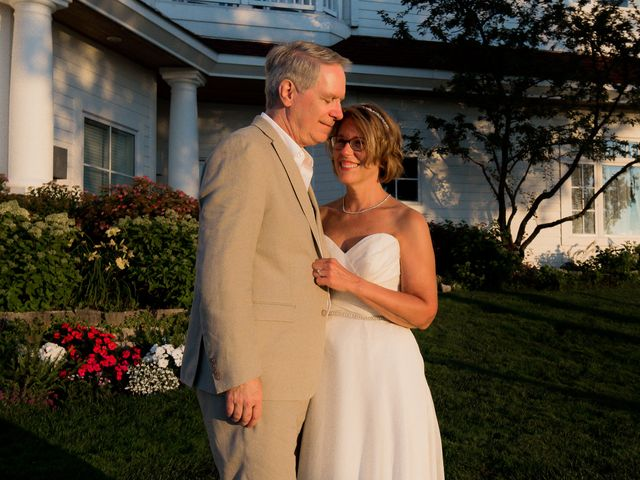 Debbie and Dave's Wedding in Petoskey, Michigan 17