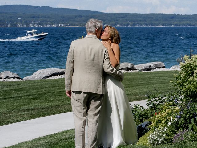 Debbie and Dave's Wedding in Petoskey, Michigan 20