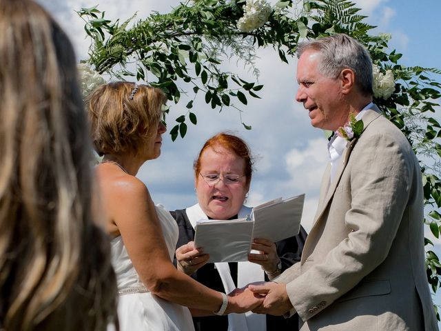 Debbie and Dave's Wedding in Petoskey, Michigan 22