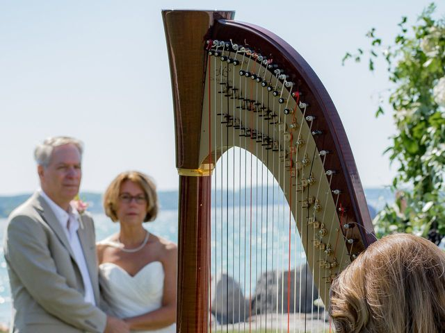 Debbie and Dave's Wedding in Petoskey, Michigan 23