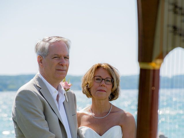 Debbie and Dave's Wedding in Petoskey, Michigan 24