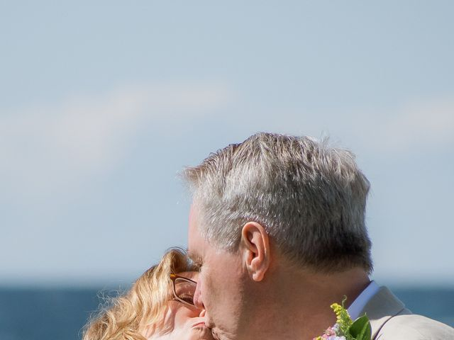 Debbie and Dave's Wedding in Petoskey, Michigan 25