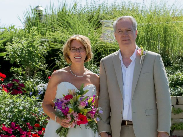Debbie and Dave's Wedding in Petoskey, Michigan 26
