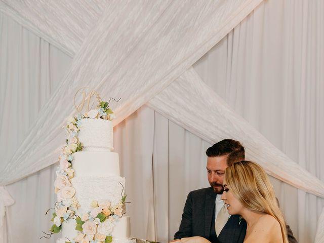 Edward and Crystal's Wedding in Stuart, Florida 4
