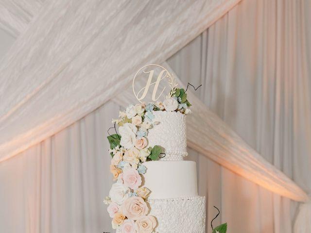 Edward and Crystal's Wedding in Stuart, Florida 10