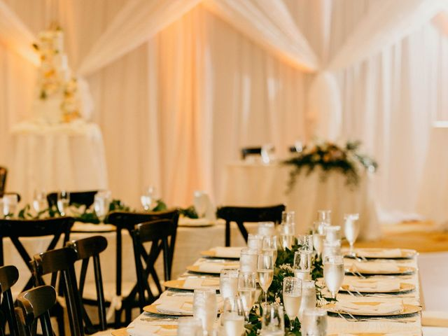 Edward and Crystal's Wedding in Stuart, Florida 14