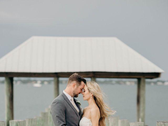 Edward and Crystal's Wedding in Stuart, Florida 19