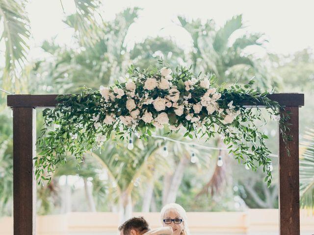 Edward and Crystal's Wedding in Stuart, Florida 20