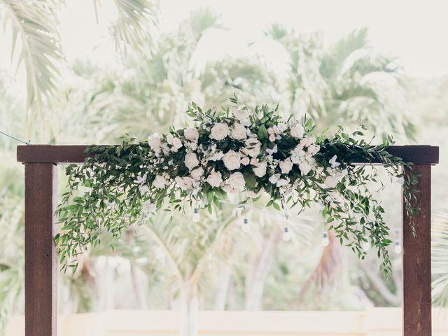 Edward and Crystal's Wedding in Stuart, Florida 21