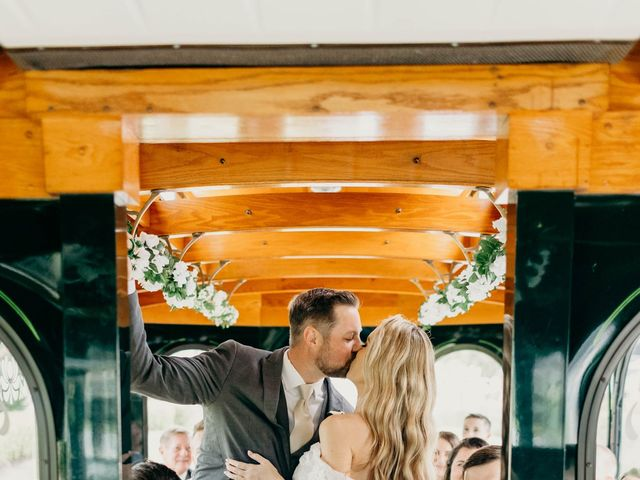 Edward and Crystal's Wedding in Stuart, Florida 23
