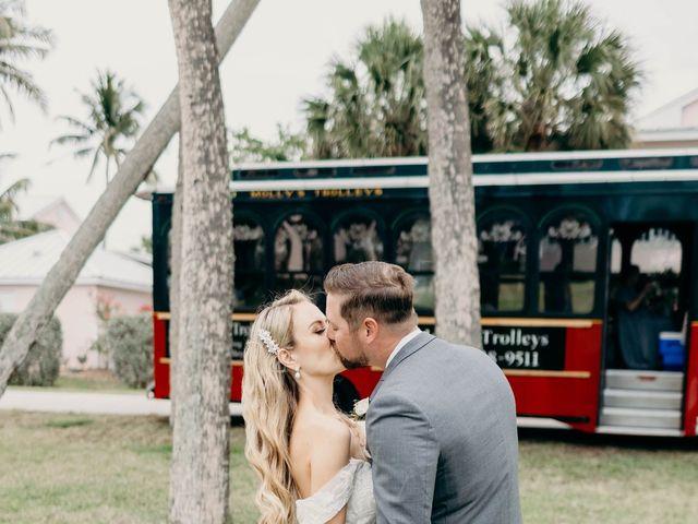Edward and Crystal's Wedding in Stuart, Florida 24