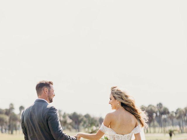 Edward and Crystal's Wedding in Stuart, Florida 30