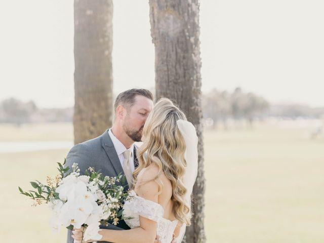 Edward and Crystal's Wedding in Stuart, Florida 32