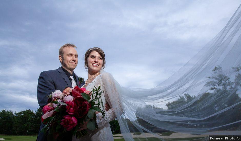 Rebecca and Ben's Wedding in Stevens Point, Wisconsin